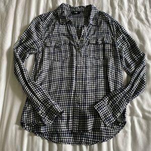 Paige Mya Button Down Shirt